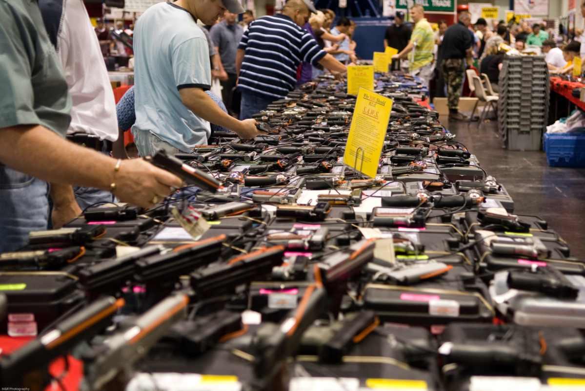 Gun Control: Part One