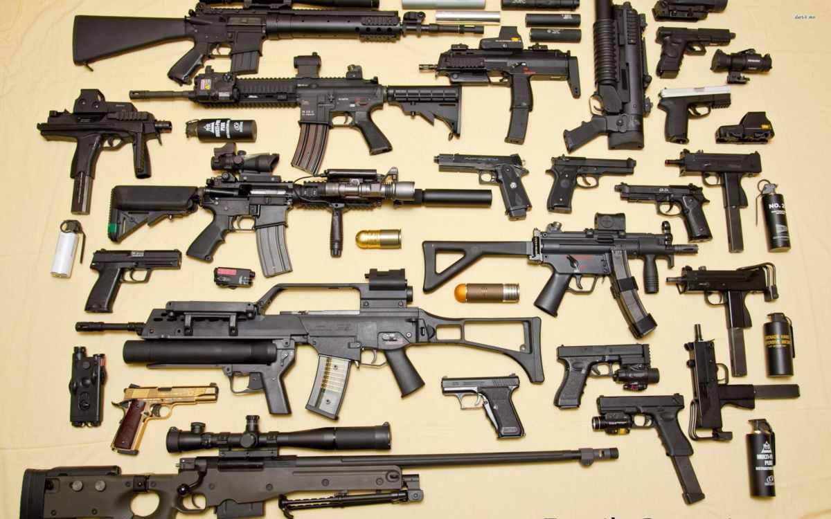Gun Control: Part Two